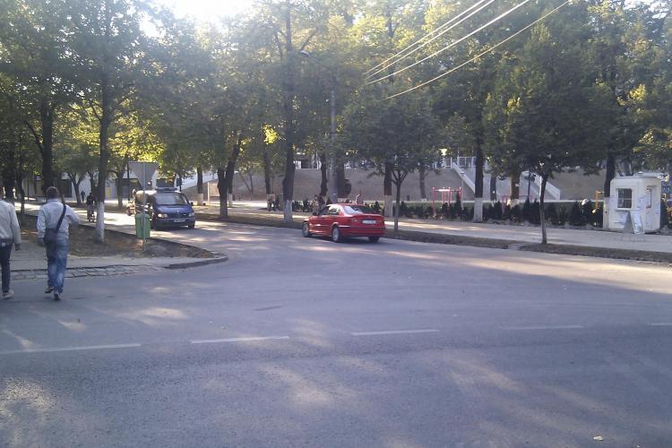 Strazile din jurul Cluj Arena, inchise duminica cu ocazia meciului U Cluj - FC Brasov