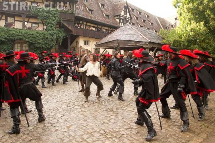 The Three Musketeers, noua epopee 3D a celor trei muschetari PROGRAM CINEMA CLUJ SI TRAILER