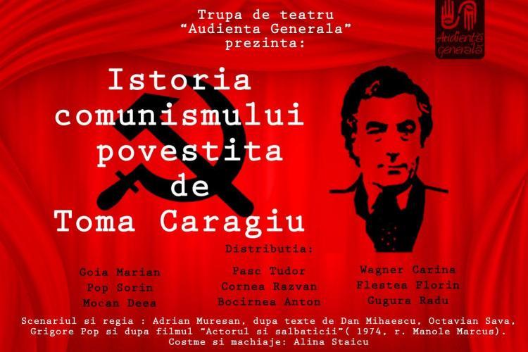 """Trupa de teatru """"AUDIENTA GENERALA"""" a castigat recent PREMIUL 1 la Festivalul de Teatru de la Sebes"""