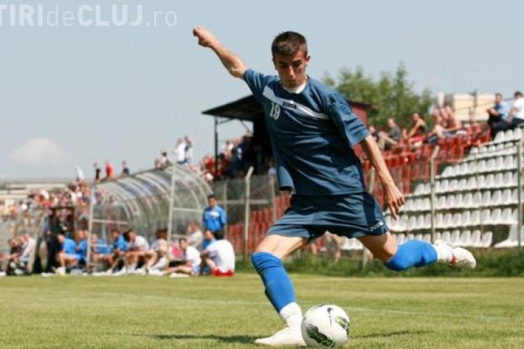 CFR Cluj 2 pierde cu Unirea Ungheni: scor 1 - 0