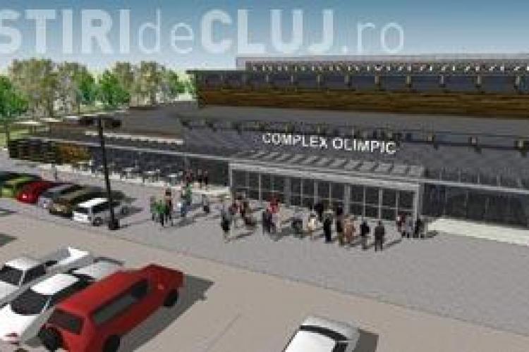 Bazin olimpic la Campia Turzii. Complexul de natatie costa 18 milioane de lei