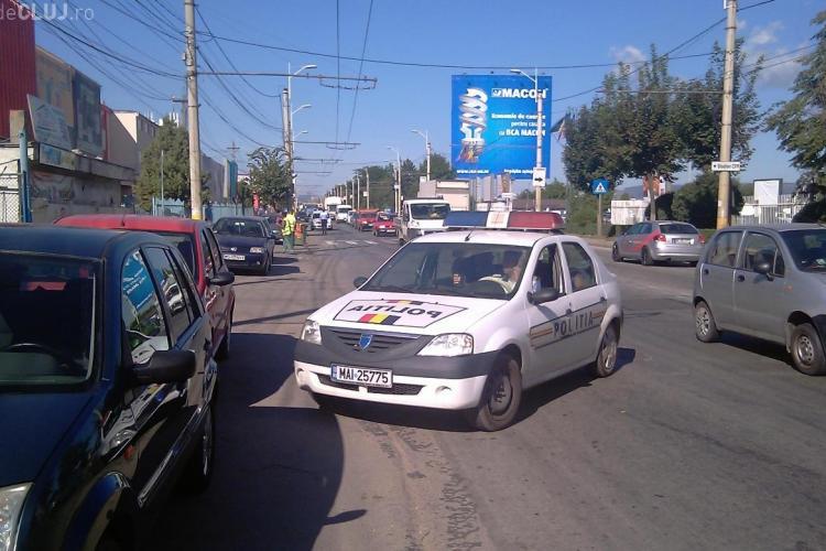 PSD Cluj cere sensul giratoriu de la Aeroportul Cluj