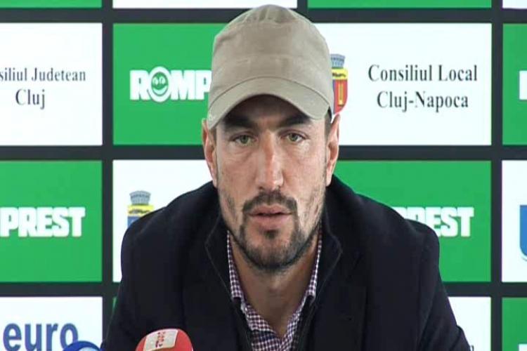 Ionut Badea, despre meciul cu Sportul Studentesc: Nu ne facem iluzii ca meciul nu se va juca