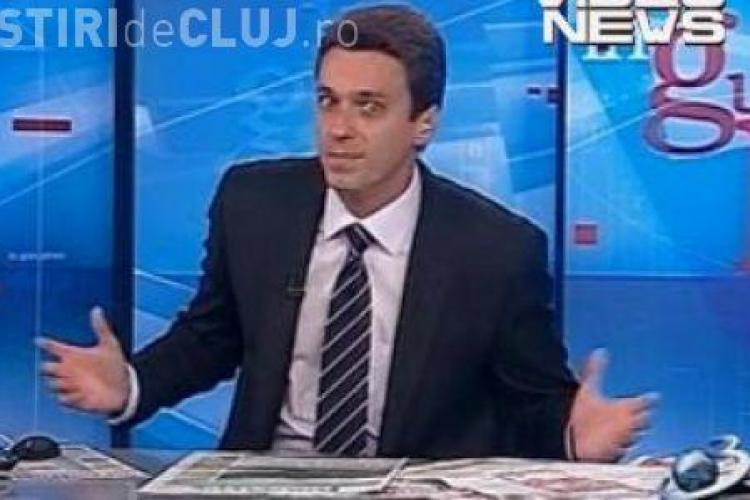 """Mircea Badea:  """"Sunt un cetatean model! Am evitat recensamantul. Sa ma amendeze"""""""