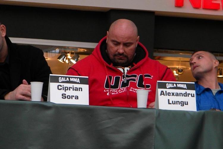 Cum arata sportivii care vor lupta la Gala MMA de la Sala Sporturilor VIDEO si FOTO