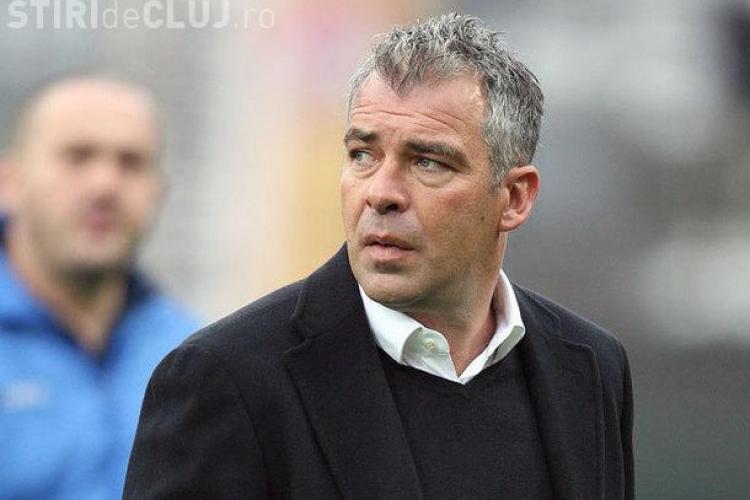 CFR Cluj il da afara pe Jorge Costa? Cine vine in locul lui