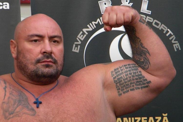 "Alexandru Lungu si Chris Mahle aproape au ""rupt"" cantarul inainte de gala MMA de la Cluj VIDEO si FOTO"