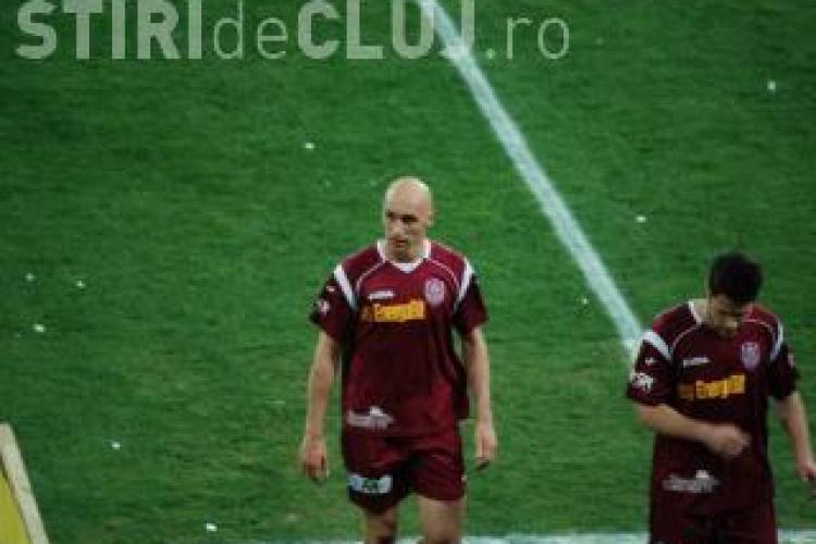 FC Brasov - CFR Cluj 1-2. Weldon inscrie un gol de aur in minutul 89 VIDEO