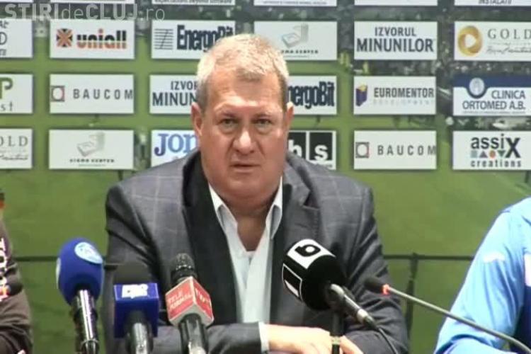 CFR Cluj se baricadeaza inainte de meciul cu Dinamo. Cum se face accesul la stadion? VIDEO