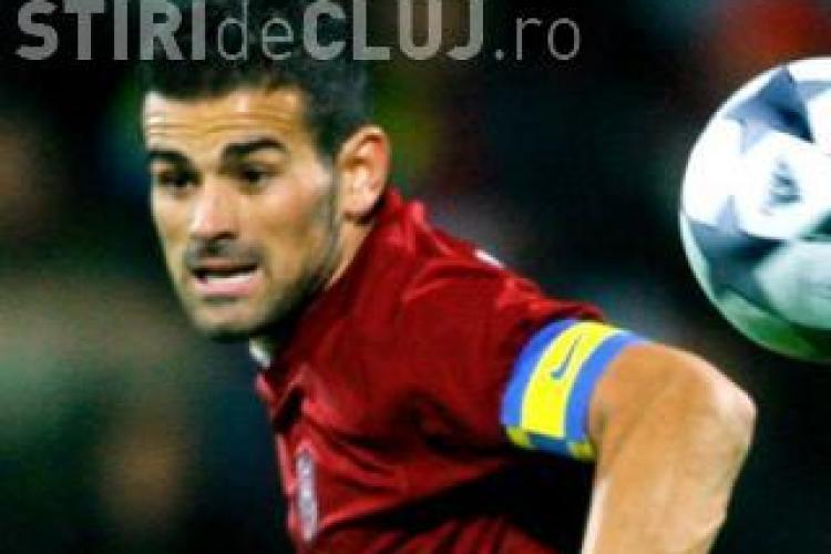 Cadu va semna pe inca trei ani cu CFR Cluj