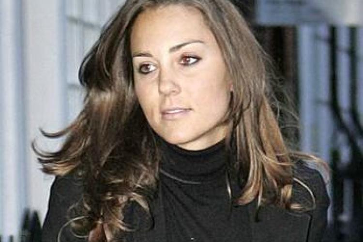 Kate Middleton este insarcinata, speculeaza presa britanica