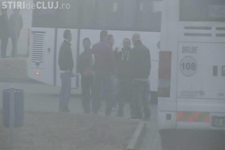 """ADIO NOKIA! Toti muncitorii """"externi"""" de la Fabrica de la Jucu au fost concediati VIDEO"""