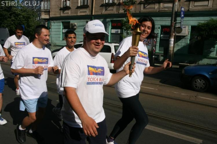 Jocurile Regionale Special Olympics 2011, la Cluj-Napoca, in 26-28 octombrie