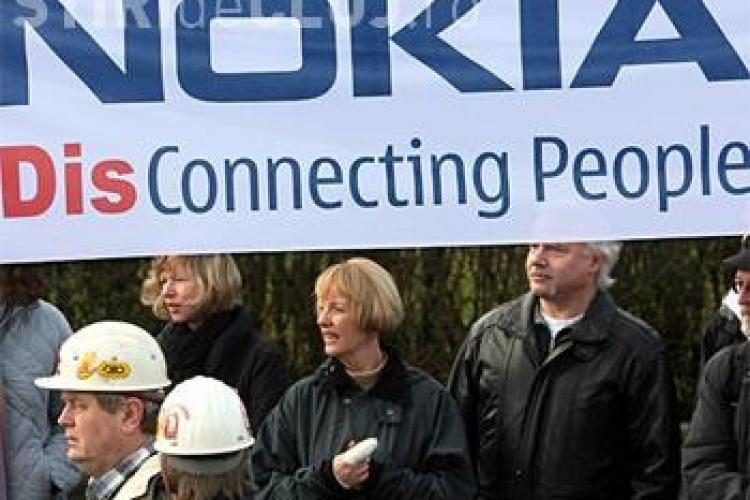 Doua romance s-au ocupat in Germania de somerii Nokia de la Bochum. Un alt roman a angajat 350 de someri EXCLUSIV