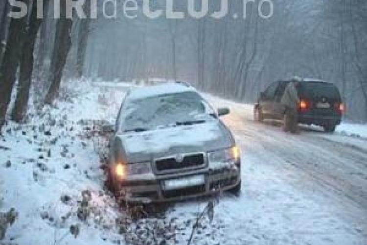 Scapam de drumuri inzapezite? Cum se pregateste Ministerul Transporturilor de iarna