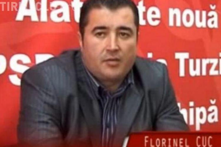 Consilierul Traian Cuc si-a dat demisia de la Consiliul Judetean Cluj. Firma sotiei sale facea afaceri din bani publici