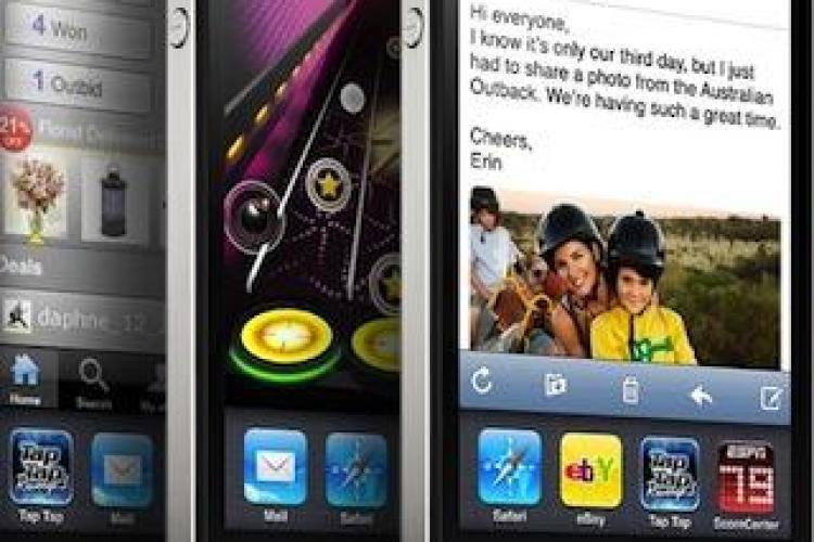 Peste 2 zile, in 11 noiembrie, se lanseaza in Romania noul iPhone 4S