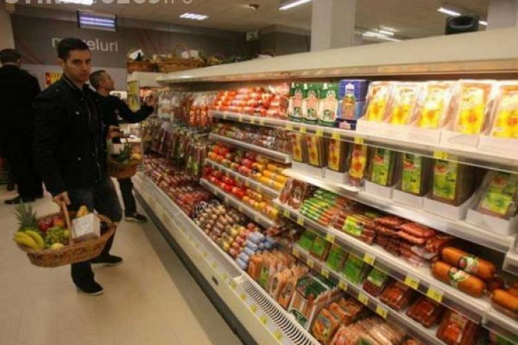 Razboiul produselor traditionale! Firmele Napolact si Caroli, amendate pentru ca pun in vanzare produse neatestate de Ministerul Agriculturii