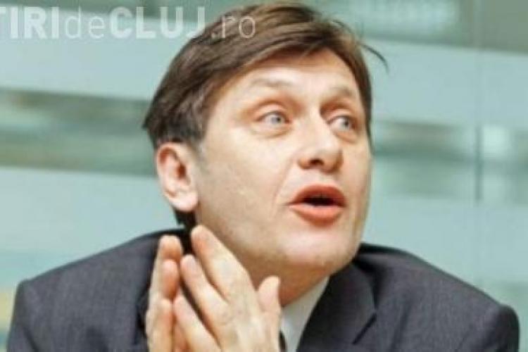 "Crin Antonescu a facut-o pe Rodica Culcer: ""O pensionara nesimtita"""
