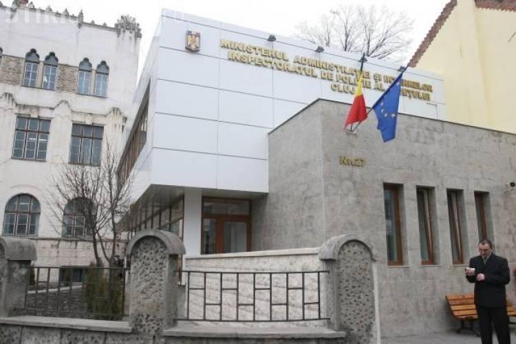 """Primarul Sorin Apostu, inchis in """"Bastilia"""" de la IPJ Cluj! Nici politistii nu mai suporta condiile din arest. Vezi de ce"""