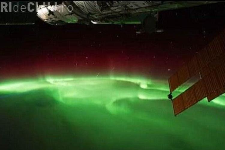 Pamantul asa cum nu l-ai mai vazut! Time-lapse realizat din statia spatiala FOTO si VIDEO
