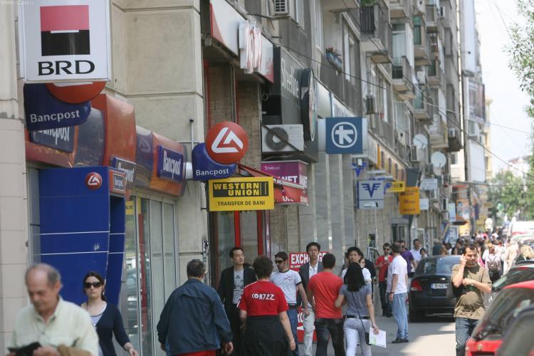 ALERTA! Colaps al sistemului bancar in cateva zile, anunta Bloomberg TV