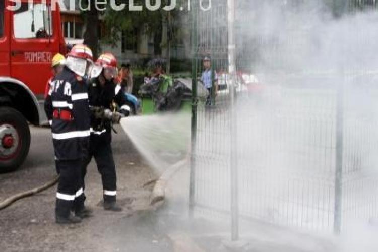 Pompierii indeamna populatia la atentie, pentru a se evita incidentele
