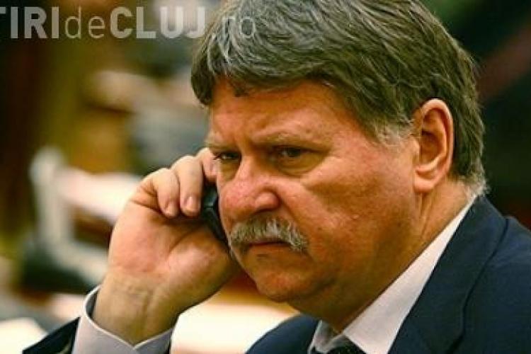 Verestoy Attila, implicat intr-un accident la Izvorul Crisului! Senatorul a depasit neregulamentar
