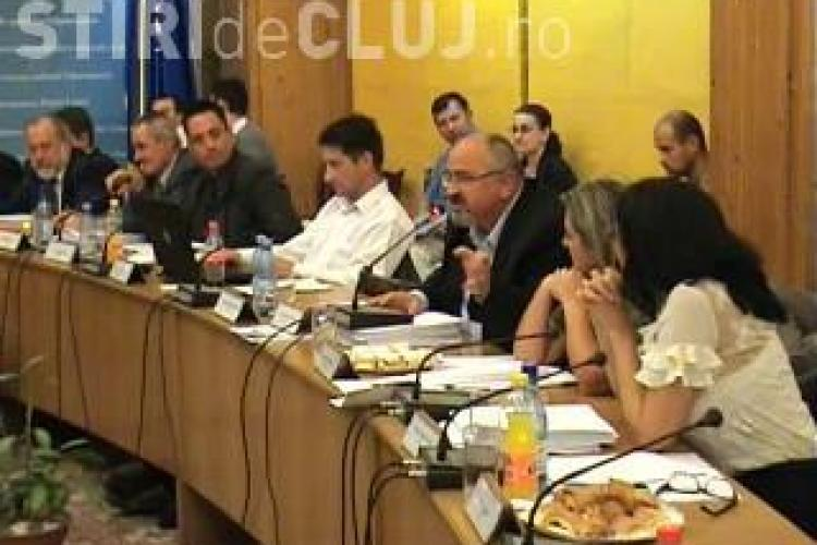 Consilierii locali USL Cluj cer analiza stadiului lucrarilor la sala polivalenta si linia de tramvai