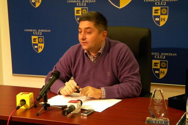 Alin Tise, acuzat de Mihaela Rozor ca i-a furat proiectul