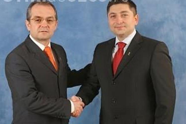 """Boc si PDL petrec maine la Cluj la botezul fiului lui Alin Tise sa mai """"uite"""" de arestarile din partid"""
