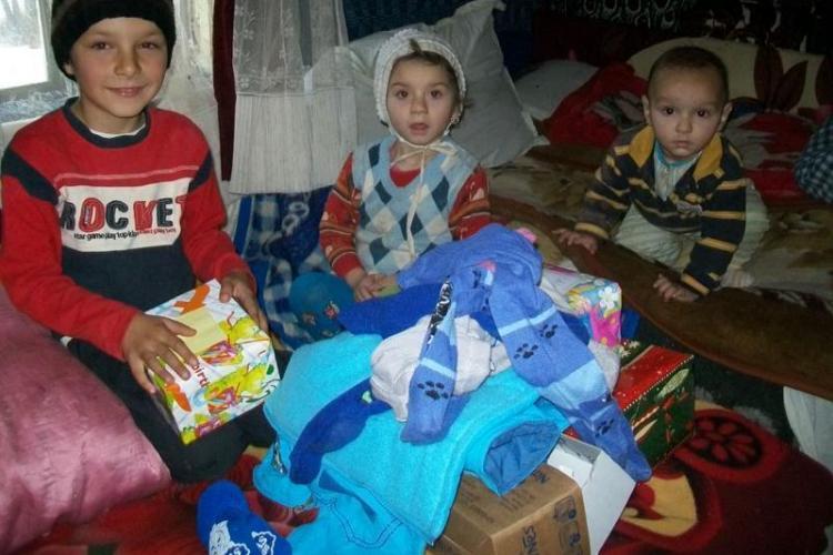 Campania ShoeBox pentru copii saraci. Vezi aici cum poti ajuta
