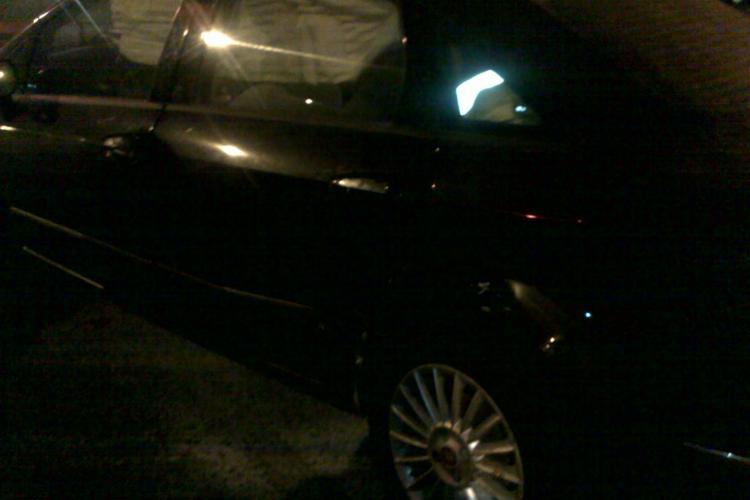 Accident pe Nicolae Titulescu! Un taximetru a lovit o alta masina care nu a acordat prioritate VIDEO
