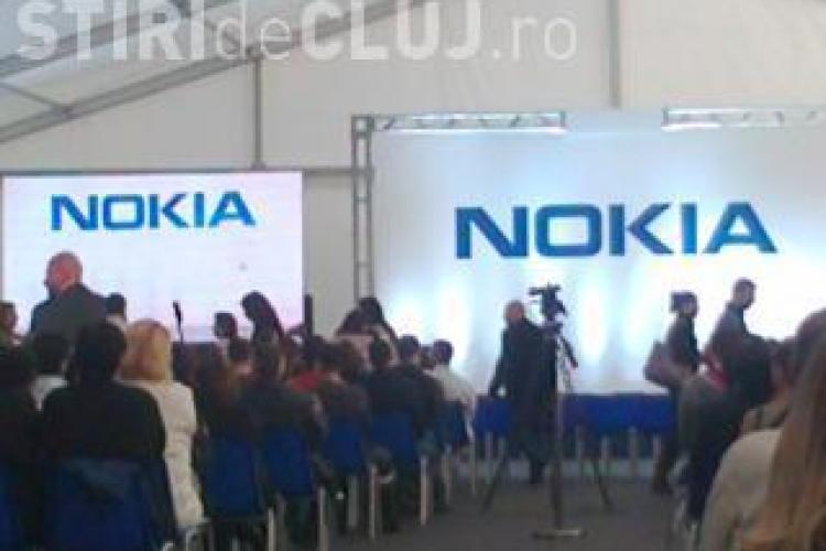 Targ de forta de munca la Nokia - Jucu sau o noua teapa! AJOFM Cluj le transmite organizatorilor sa isi vada de treaba