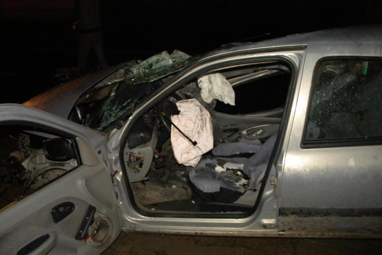 O eleva de la Grupul Scolar Aurel Vlaicu Cluj a murit intr-un accident pe centura Bulevardul Muncii - Apahida