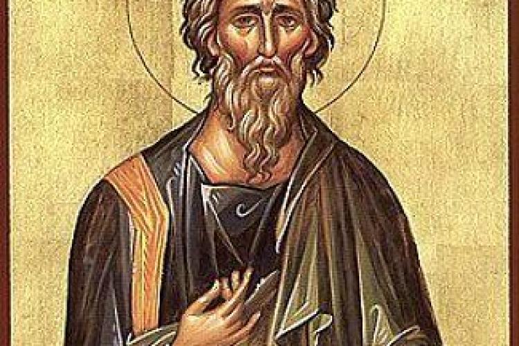 """Sfantul Andrei este sarbatorit astazi! Nu uitati sa le ziceti """"La multi ani"""" celor dragi"""