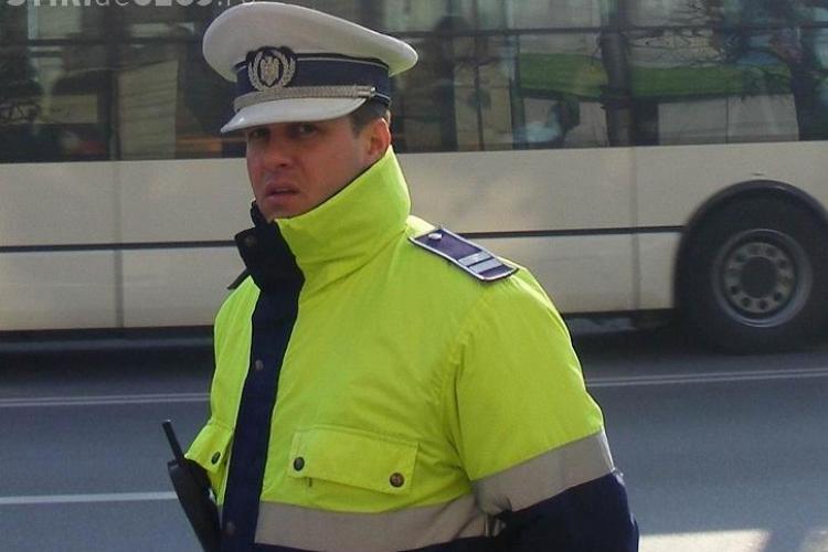 Politistul Sergiu Todea, umilit constant de sefi, este ajutat de catre ceilalti colegi