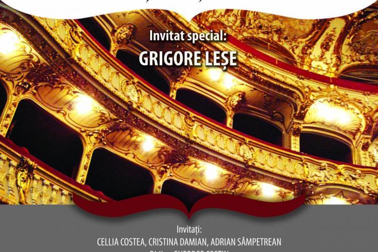 George Petean si invitatii sai concerteaza la Opera Romana