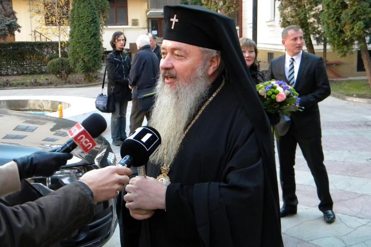 Ce a spus mitropolitul Andrei despre arestarile de la Cluj VIDEO