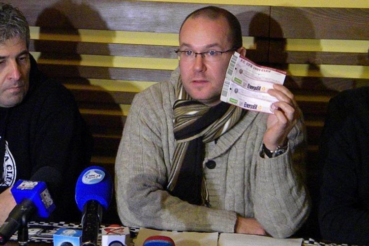 Galeria U Cluj a reclamat CFR Cluj la Protectia Consumatorilor! Suporterii cer returnarea pretului pe bilete VIDEO