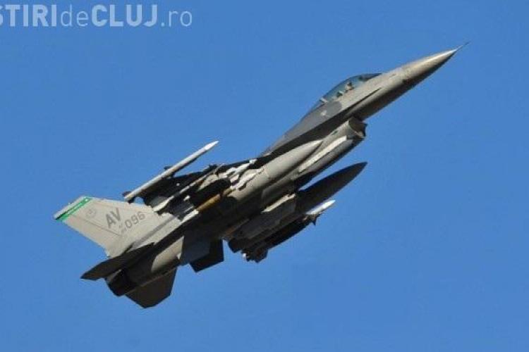 Ministrul Apararii: Vom face eforturi pentru a cumpara incet, dar sigur, avioane americane F 16