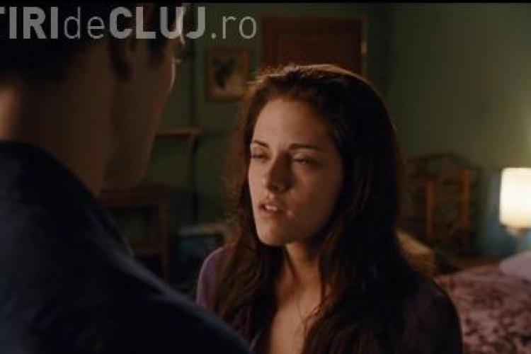 """Ultimul film Twilight, """"Zori de zi-Partea I"""", te face sa-ti fie rau"""