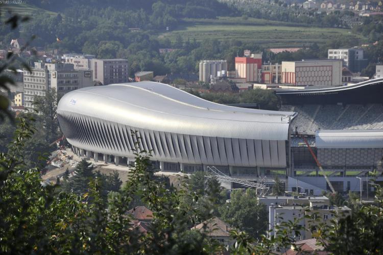 Paszkany: CFR Cluj nu are ce cauta pe Cluj Arena! Aste e cea mai mare ilegalitate pe fata