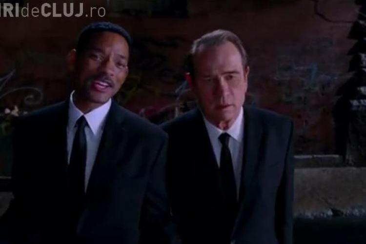 "Vezi trailerul ""Men in black 3"". Filmul apare in 2012 VIDEO"