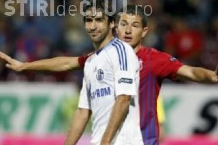 Schalke - Steaua, 2-1! Romanii puteau obtine mai mult