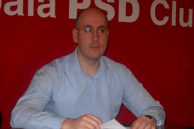 Mircea Jorj, seful PSD Cluj-Napoca: Garda de Mediu evita sa ofere raspunsuri la problemele ridicate de noi