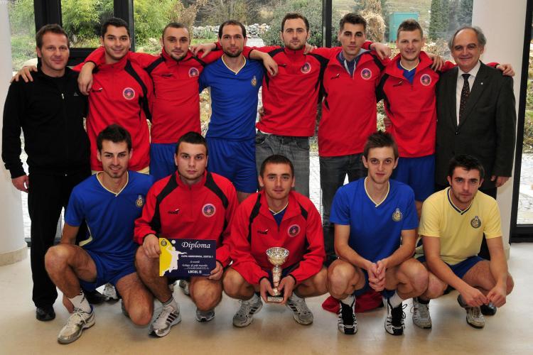 Clubul Sportiv Agronomia, inaugurat cu o competitie de volei in premiera FOTO