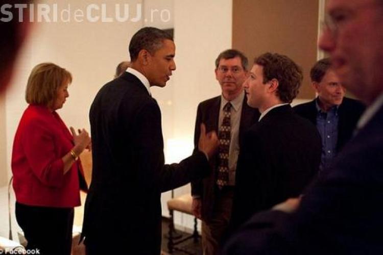 Fotografii private ale lui Mark Zuckerberg, postate pe internet! Contul miliardarului a fost spart de un web expert FOTO