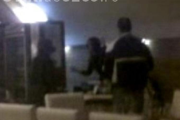 Bataie intr-un restaurant din Dej! Doua femei s-au rafuit de la un barbat VIDEO