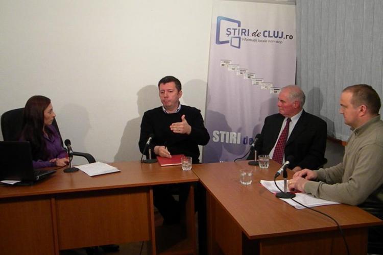 Fostul sef al IPJ Cluj crede ca agentilor de politie li s-a ordonat sa-l duca pe Calin Stoia la bazin